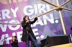 'The Sound of Change', una parata di star per i diritti delle donne