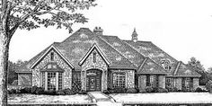 HousePlans.com 310-552. I only love the master area on this plan, its fantastic!!