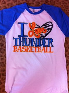 Adorable!  Love this one and the Keep Calm and Thunder UP too...ordering!!!!  :)