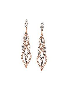 Σκουλαρίκια από Ασήμι 925 σε Ροζ Χρώμα με Ζιργκόν Αναφορά 012830 Σκουλαρίκια από Ασήμι 925 σε ροζ χρώμα και διακοσμημένο με ημιπολύτιμες πέτρες (ζιργκόν) σε λευκό χρώμα. Jewelry, Fashion, Moda, Jewlery, Jewerly, Fashion Styles, Schmuck, Jewels, Jewelery