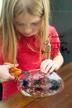 Gelatin Sun Catchers Kids Craft - Enchanted Homeschooling Mom