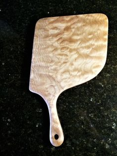 Exquisite quilted maple cutting and serving board