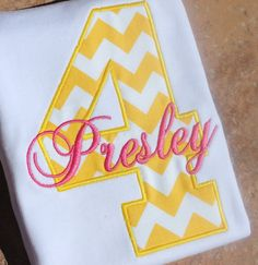 Hey, I found this really awesome Etsy listing at http://www.etsy.com/listing/128897760/yellow-chevron-personalized-birthday