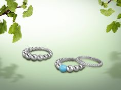 Associated with generosity and friendship, turquoise is offered as a token of affection.  Discover more about this #Perleecouleurs ring