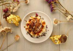 Helado de Ferrero Roche con Mycook