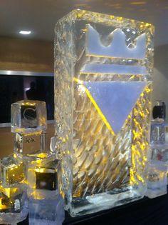 Frozen diamonds at Copenhagen Diamond Exchange