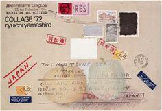 Ryuichi Yamashiro, Collage '72/Ryuichi Yamashiro 1971