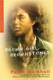 Brown Girl, Brownstones (About a Bajan girl in NY)