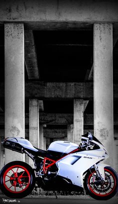 #Ducati 848 EVO in North Carolina by Ryan Danger #motorcycles