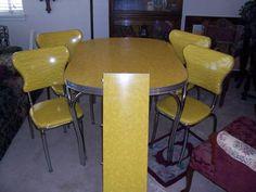 1950-60  kitchen set