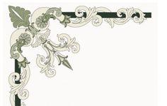 中世 装飾 角 - Google 検索