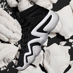 The adidas Crazy 8 ADV Primeknit Black (Style Code: BY4423) will release on August 11th for $150 featuring a new take on an old Kobe Bryant design. More: