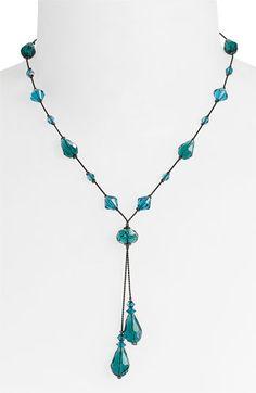 . Y-Drop Necklace idea