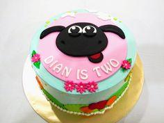 Lynn BabyCakes: Timmy Time Cake