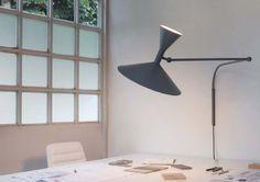 Desk Lamp, Table Lamp, Task Lighting, Light Design, Just Relax, Le Corbusier, Light Up, Interior And Exterior, Html