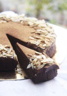 Healthy Desserts, Healthy Recipes, Healthy Food, Kolaci I Torte, Serbian Recipes, Torte Cake, Keto Cake, Chocolate Desserts, Deserts