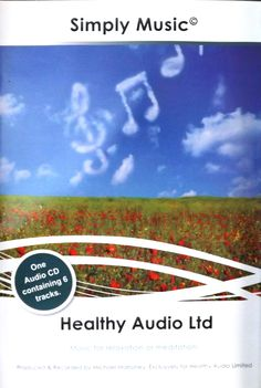 Simply Music, a CD of gentle listening tracks.