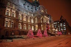 hotel_de_ville Montreal Canada