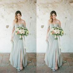 I found some amazing stuff, open it to learn more! Don't wait:https://m.dhgate.com/product/sage-boho-bridesmaid-dresses-2017-eleagnt/398247439.html
