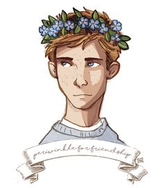 filled with stuff - Harry Potter Flower Crowns