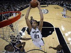 NBA: San Antonio's Tim Duncan is acing the test of time | The Salt Lake Tribune