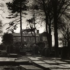 Howarth Parsonage by Fay Godwin#Repin By:Pinterest++ for iPad#