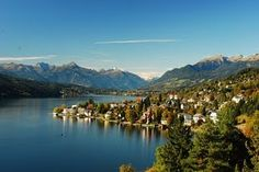 Millstatt, Austria.  A quaint little town with a cozy castle that I need to revisit soon.