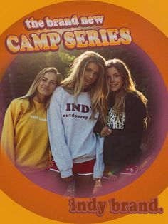 Camp Series/Indy Brand Clothing