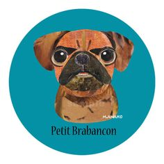 プチ ブラバンソン | ひとくせあるドッグアートM.AMAKO|甘すぎない犬グッズ通販ショップ