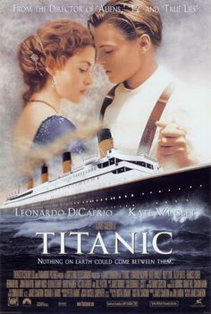 A great poster from James Cameron's epic love story movie Titanic! Starring Leonardo DiCaprio and Kate Winslet. Winner of 11 Oscars! Check out the rest of our fantastic selection of Titanic posters! Need Poster Mounts. Titanic Movie Poster, Film Titanic, Movie Posters, Billy Zane, Films Cinema, Cinema Tv, Kate Winslet, Love Movie, Movie Tv