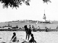 Üsküdar -Salacak plajımız - 1937