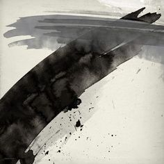 Maxwell Dickson 'Washing Wind' Abstract Painting Print on Wrapped Canvas Size: