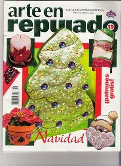 Revista de Repujado navideño