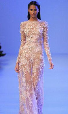 Elie Saab 2014 Yaz Haute Couture Koleksiyonu