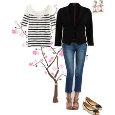Spring, created by jbinsf on Polyvore