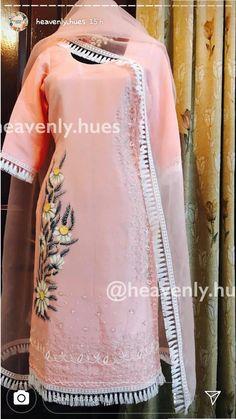 Best 12 Kurti designs for stitch – Page 133700682673498425 – SkillOfKing.Com – SkillOfKing. Designer Party Wear Dresses, Kurti Designs Party Wear, Kurta Designs, Blouse Designs, Punjabi Suits Designer Boutique, Boutique Suits, Indian Designer Suits, Embroidery Suits Punjabi, Embroidery Suits Design