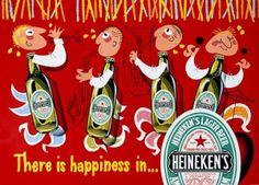 Heineken vintage