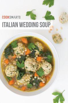 Italian Wedding Soup | Weeknight Meal #recipe via @CookSmarts