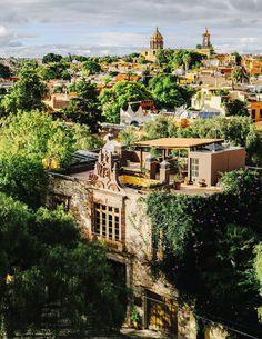 San Miguel de Allende. México.