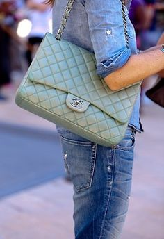 Casual yet so chic
