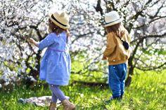 Vivi & Oli-Baby Fashion Life: Spring with Grain De Chic