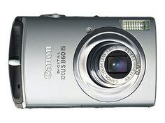 Canon Digital Camera Reviews | Canon Digital Ixus 860 IS Reviews - Digital Cameras | dooyoo.co.uk