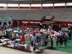 Son las 11 de la mañana,  comienza el 3er Mercado de Arroyo!