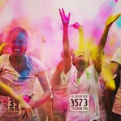 The Color Run Warsaw
