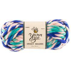 Blue Multi Yarn Bee Sweet Shades Yarn
