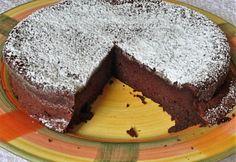 Olasz csokis sütemény - Torta Formosa