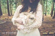Alice in wonderland styled bridal photo shoot | Couture wedding dress 'Pearl' by Ears & Whiskers |
