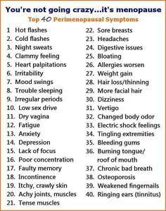 Trevo may help these symptoms