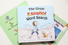 The great Espanol word search boolino dilly and the boo blog review