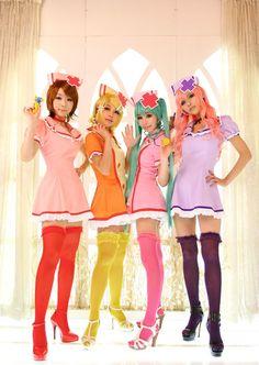 Miku Hatsune from Vocaloid (Nurse Version)